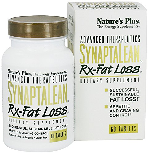 SynaptaLean Rx Fat Loss Natures Plus product image