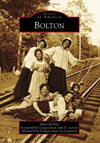 Read Online Bolton (Images of America) pdf epub