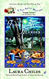 """Indigo Tea Shop owner Theodosia Browning is catering a Charleston benefit, a """"Ghost Crawl"""" through Jasmine Cemetery, when the organizer drops dead—and it looks like foul play. Theodosia stirs things up with her own investigation, and gets into hot wa..."""