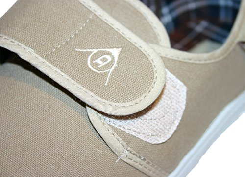 41 Passform 46 Brun Entra Pompe Tailles Dunlop Clair Confort Hommes Velcro Large neur zqAnH0wxf