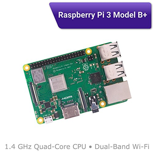 Viaboot Raspberry Pi 3 B+ Deluxe Kit — Official 32GB MicroSD Card, Official Rasbperry Pi Foundation Black/Gray Case, Bluetooth Keyboard Edition by Viaboot (Image #2)