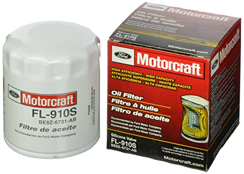 Motorcraft FL910S Engine Oil (1983 Chrysler E Class Engine)
