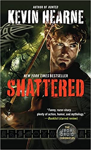 Shattered: The Iron Druid