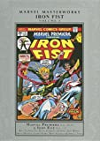 Front cover for the book Marvel Masterworks: Iron Fist Volume 1 by Roy Thomas