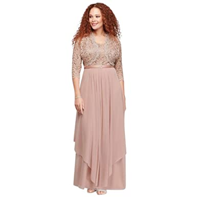 Mother of the Groom Dress Plus Size