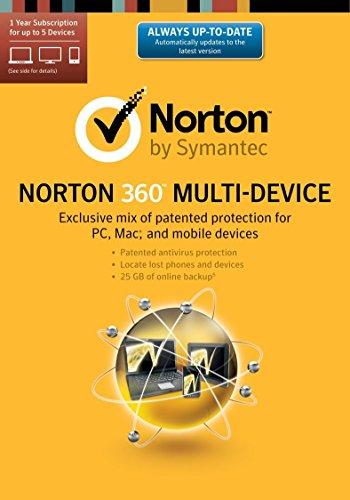 Symantec Norton 360 Multi Device Protection