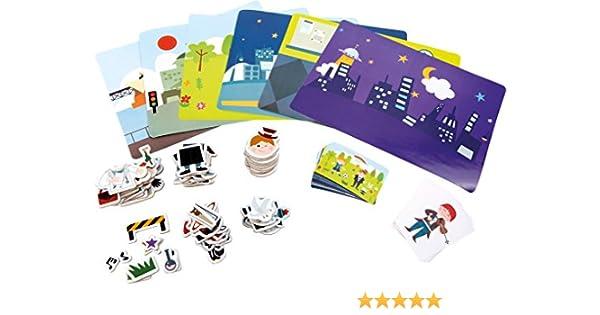 Small Foot 3918 Profesiones Puzzle Magnético: Amazon.es: Juguetes y juegos