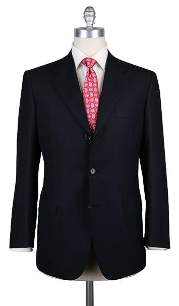 Amazon.com: Nueva Brioni traje negro: Clothing