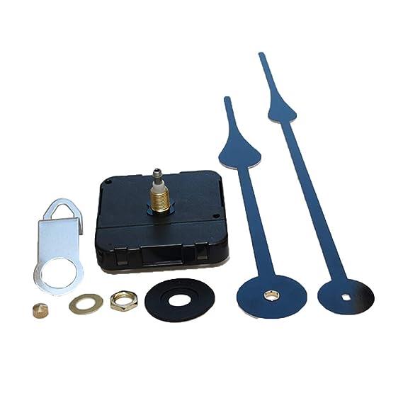 2 Stück Quarz-Wanduhrwerk DIY-Ersatzteile Mechanismus-Ersatzteile
