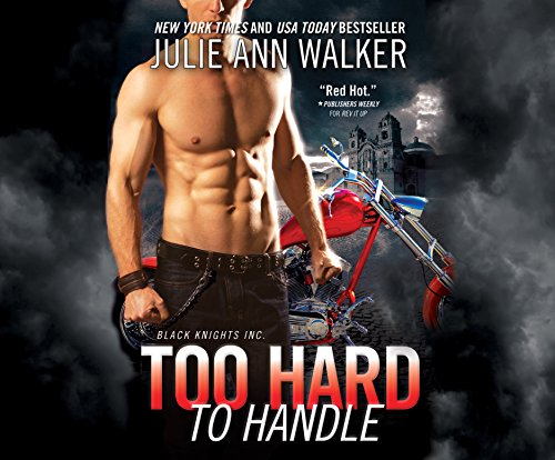 Too Hard to Handle (Black Knights Inc.) by Dreamscape Media