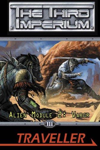 Traveller Alien Module 2: Vargr (The Third Imperium) (Traveller Sci-Fi Roleplaying) (Traveller Alien Module compare prices)