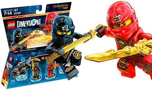 Warner Bros Interactive Spain Lego Dimensions - Ninjago: Amazon.es: Videojuegos