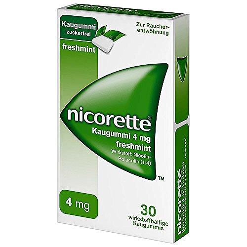 Nicorette 4 mg freshmint, 30 St