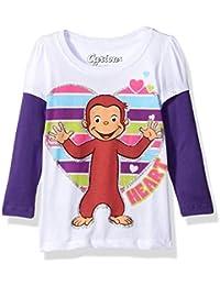Girls' Short Sleeve T-Shirt Shirt