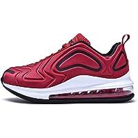 FOLOMI 天眼全掌大气垫 3D 飞织 透气 网布鞋 运动鞋 休闲男鞋 潮鞋 跑步鞋