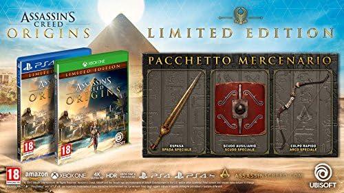 Assassins Creed Origins - Edición Limited (Edición Exclusiva ...