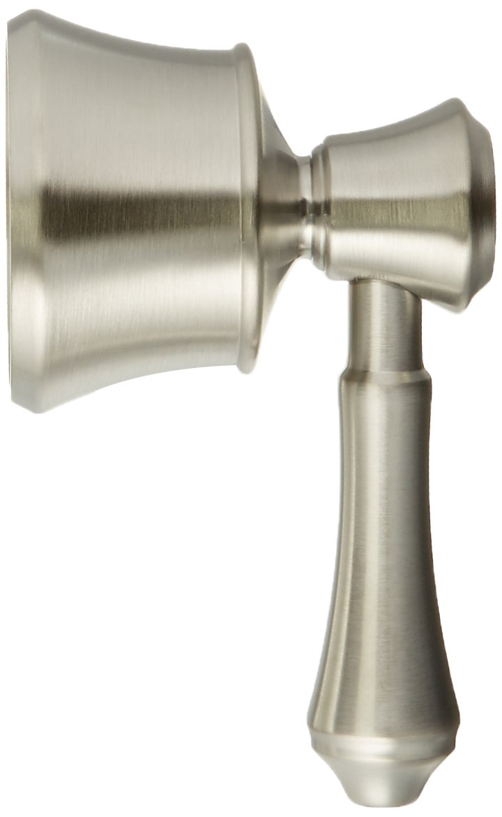Delta Faucet H797SS Cassidy Single Lever Bath Handle Kit Stainless