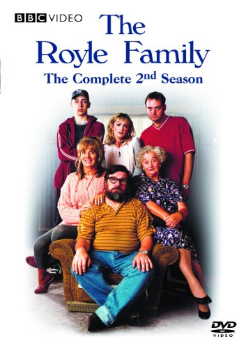 The Royle Family: Season 2 from Warner Home Video