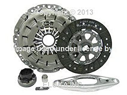 Image Unavailable. Image not available for. Color: BMW OEM Clutch Kit Set 228MM E46 ...