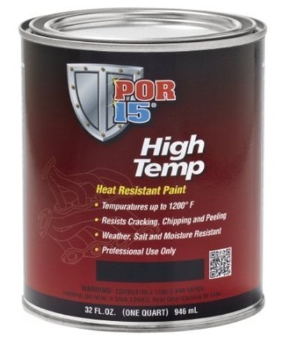 (POR-15 44204 Gray High Temperature Paint Manifold - 1)