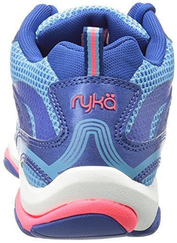 Ryka Dames Verbeteren 2 Trainingsschoenen En Hdo Workout Hoofdband Bundel Blauw / Koraal