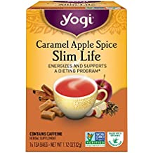 Yogi Tea, Caramel Apple Spice, 16 Count, Packaging May Vary