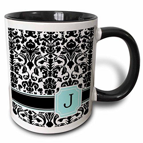 3dRose mug_154359_4 personal monogrammed pattern