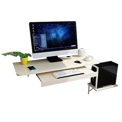 Amazon.com: Virod-Home Office Desks Wall Hanging Simple ...