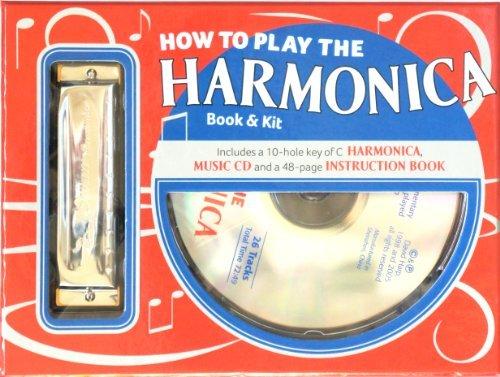 HOW TO PLAY HARMONICA [BOOK & CD KIT & HARMONICA]