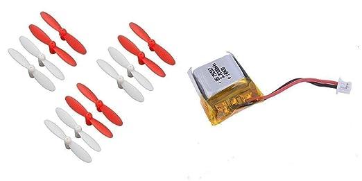 JJRC JJRC H1 Mini NINJA [QTY: 1] Li-Po Battery Power Pack ...