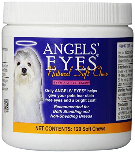 (Angel's Eyes Natural Chicken Formula 120 Soft)
