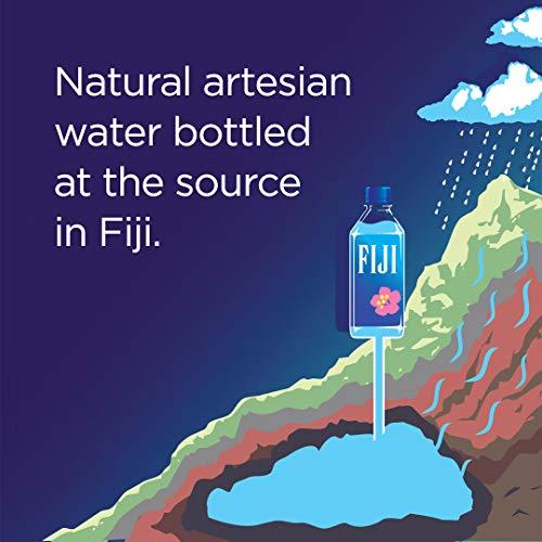FIJI Natural Artesian Water, 11.15 Fl Oz (Pack of 36 Bottles) by FIJI Water (Image #4)