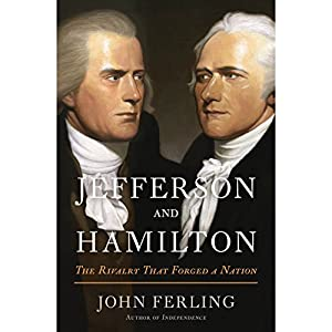 Jefferson and Hamilton Audiobook