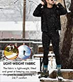 LAPASA Men's 100% Merino Wool Thermal Underwear