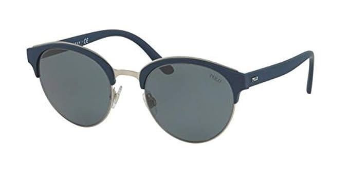 Sunglasses Amazon Blue Ph4127 Silvergrey Polo Matte Men's 51mm At f7YgI6byv