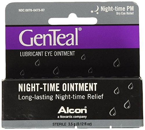 elief Severe Night-Time Ointment .12 fl oz (5 Pack) (Genteal Eye)