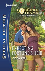 Expecting Fortune's Heir (The Fortunes of Texas: Southern Invasion Series)