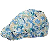 GUOER Scrub Hat Bouffant Scrub Cap One Size Multi Color (Color06)