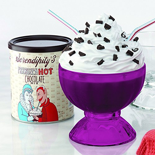 Full Pink Color Serendipity Frozen Hot Chocolate Party Gift Box (as seen on