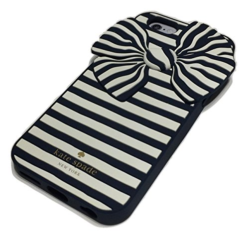 hot sale online b787d 53c9c Kate Spade New York iPhone 6 and 6S Silicone Case Painterly Stripe ...