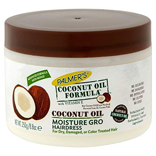 - Palmer's, Coconut Oil Formula, with Vitamin E, Moisture Gro, 8.8 oz (250 g) - 2PC
