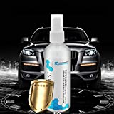 Vovomay Anti Fog Spray Nano Coating Anti Mist for Glass-Winter Car Interior Glass Window Windscreen Anti-Fog Mist Defogging Spray Retro