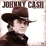 Johnny Cash 2018 12 x 12 Inch Monthly Square Wall Calendar, Music Pop Country Singer Songwriter Celebrity (Multilingual Edition)