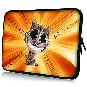 "Buy Cartoon Pattern 7""/10""/13"" Laptop Sleeve Case for MacBook Air Pro/Ipad Mini/Galaxy Tab2/Sony/Google Nexus 18118 , 7 inch"