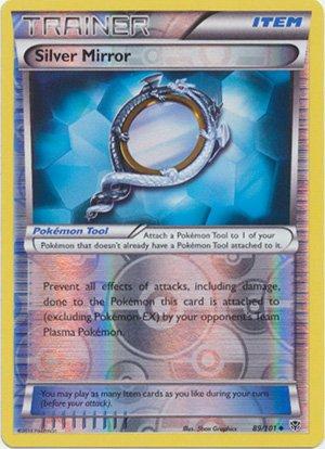 Pokemon - Silver Bangle (88) - Plasma Blast - Reverse ()