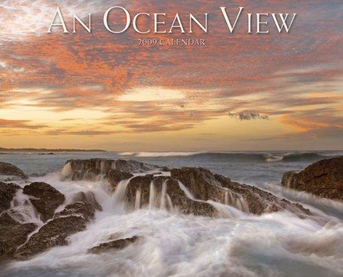 An Ocean View 2009 Calendar View 2009 Wall Calendar