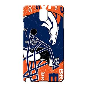 samsung note 3 Brand Top Quality New Arrival cell phone shells denver broncos nfl football