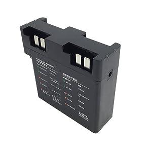Anbee 4-in-1 Multi Battery Charging Hub (Intelligent Battery Manager) for DJI Phantom 3 Professional / Advanced / Standard / SE / 4K Quadcopter