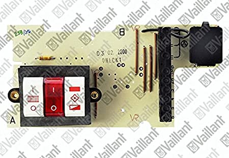 VAILLANT VCW PCB 130132 NEW 12 MONTH WARRANTY