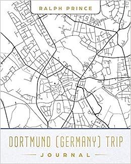Dortmund On Map Of Germany.Dortmund Germany Trip Journal Lined Dortmund Germany Vacation